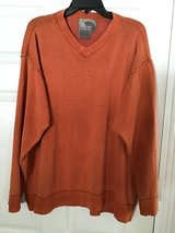 THE TERRITORY AHEAD MEN'S DROP SHOULDER V-NECK KNIT SWEATER SIZE XL . in Alamogordo, New Mexico
