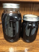 Homemade Organic Elderberry Syrup in Fort Campbell, Kentucky