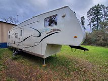 2003 hawkeye by r vision 5 th wheel trailer 32' bunk house 2 slide outs in The Woodlands, Texas