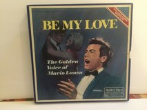 BE MY LOVE The Golden Voice of Mario Lanza 6 LP 33 Readers Digest Collector's Ed in Ramstein, Germany