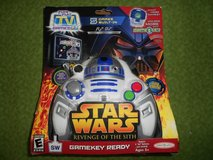 Star Wars Revenge of the Sith R2-D2 Limited Edition Plug it in & Play TV 5 Games  - 2005 in Ramstein, Germany