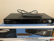 Samsung DVD Player with remote in Tomball, Texas