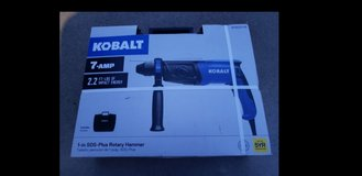 "Kobalt 1"" SDS-Plus Rotary Hammer in Travis AFB, California"