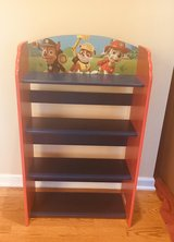Paw Patrol Wood Bookshelves in Naperville, Illinois