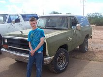 1987 Dodge Ramcharger project truck / mechanics special in Alamogordo, New Mexico