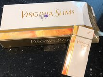 8 (7.5) Packs of Virginia Slims 120's Gold Pack Cigarettes 80% of a Carton in Kingwood, Texas