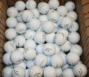 Callaway golf balls .75 cents each. in Plainfield, Illinois