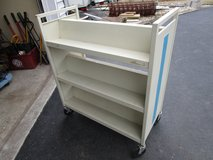 LIBRARY STYLE BOOK CART in Naperville, Illinois