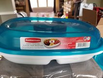 Rubbermaid party platter new in Westmont, Illinois