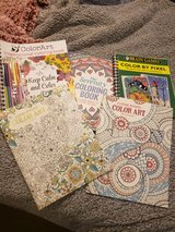 calming coloring books for adults in Fort Campbell, Kentucky