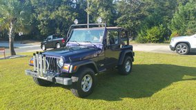 1999 Jeep Wrangler in Wilmington, North Carolina