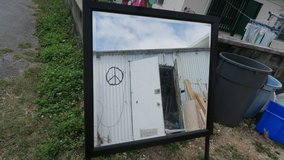 mirror 40'' X 38'' in great condition or pakage deal 2 for 30$/3000yen in Okinawa, Japan