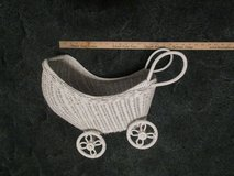 White Wicker Doll  Buggy in Montgomery, Alabama
