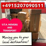 U.T.A. MOVERS AND TRANSPORT PICK UP AND DELIVERY FURNITURE ASSEMBLE AND INSTALLATION in Ramstein, Germany