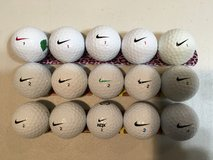 Nike Golf Balls (15) Great Condition in Okinawa, Japan