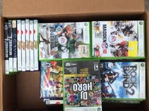 Xbox 360 games about 50 in Kingwood, Texas