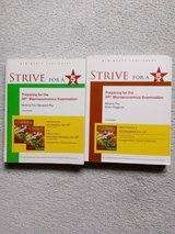 Strive For A 5 Preparing for the AP Macroeconomics Examination (2 Books) in Chicago, Illinois