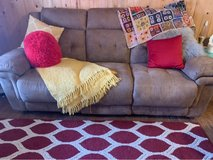Reclining couch with matching love seat! in Alamogordo, New Mexico