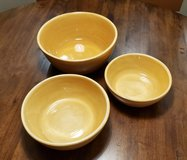 Pottery Barn Serving Bowls in Bolingbrook, Illinois