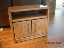 Small tv stand cabinet in Orland Park, Illinois