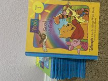 Winnie the Pooh book set in Camp Pendleton, California