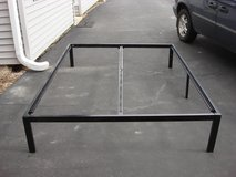 HEAVY DUTY ONE SIZE BED FRAME in Bartlett, Illinois
