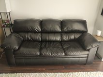 faux leather couch in Fort Belvoir, Virginia