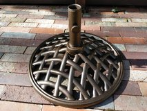 Cast Iron Large Umbrella Stand in The Woodlands, Texas