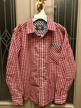 Like New Boys Size8 Button-Up Shirt in Okinawa, Japan