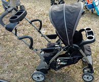 Sit and Stand Double Stroller in Beaufort, South Carolina