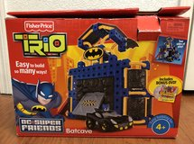 Fisher Price Trio DC Super Friends Batcave in Fort Campbell, Kentucky
