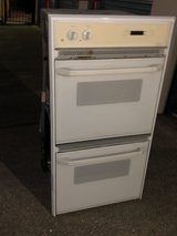 GE double wall oven in The Woodlands, Texas