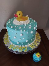 Baby shower cake in Cleveland, Texas