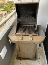 Free Char-Broil Tru Infrared Grill with full tank in Okinawa, Japan