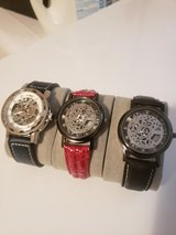 Collection of 3 men's wrist watches in Grafenwoehr, GE