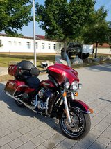 HD Electra Glide Ultra Limited - FLHTK in Grafenwoehr, GE