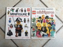 Lego Minifigure books in Stuttgart, GE