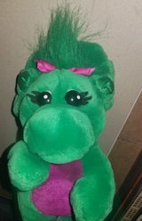 Lyons Group Barney's Baby Bob plush toy 9 inches in Ramstein, Germany