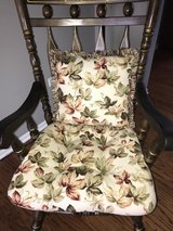 Cushion and Pillow For Chair in Batavia, Illinois