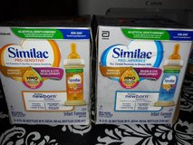 4 SIMILAC PRO sensitive bottles of milk and 4Similac PRO Advance bottles. in Beaufort, South Carolina