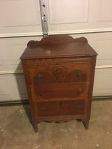 Vintage dresser in Fort Campbell, Kentucky