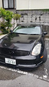 2005 Nissan Skyline in Okinawa, Japan