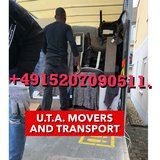 LOCAL MOVES AND TRANSPORT PICK UP AND DELIVERY FURNITURE ASSEMBLE AND INSTALLATION in Ramstein, Germany