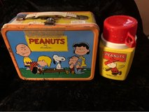 peanuts by Schulz Lunch Box in Galveston, Texas