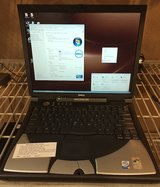 "vintage Dell Inspiron 8200 15"" notebook, P4m 1.7 GHz, 1 GB RAM, 80 HDD, Win7 in Fort Lewis, Washington"