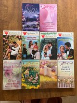 Love Inspired Christian Romance Novels: 10 Themed - Brides, Weddings, & Proposals in Cherry Point, North Carolina