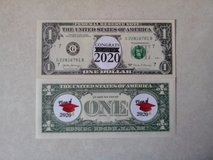 BRAND NEW COLORIZED NOVELTY GRADUATION DAY DOLLAR - SECOND DESIGN in Orland Park, Illinois