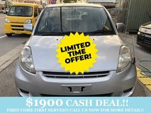 LIMITED TIME OFFER!! $1900 '06 TOYOTA PASSO COMES WITH NEW JCI AND 3 MONTH WARRANTY!! in Okinawa, Japan