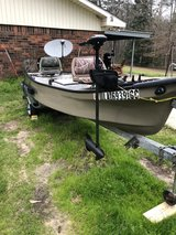 2008 14' Spyder Peenoe fishing boat in DeRidder, Louisiana