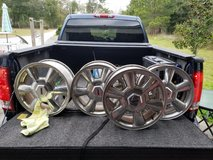 GMC Rims 17inch 5 1/2  inch lug pattern in Beaufort, South Carolina